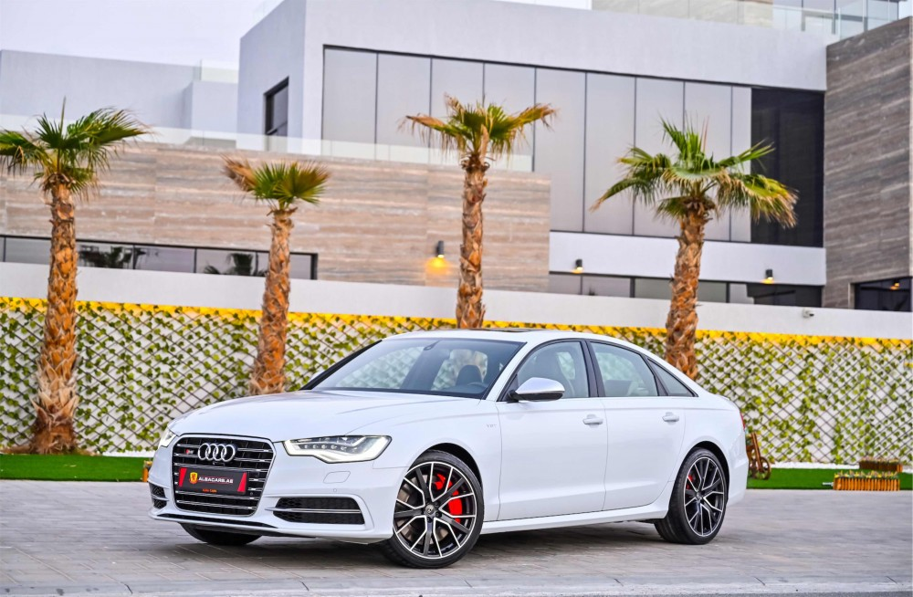 buy second hand Audi S6 V8 with warranty