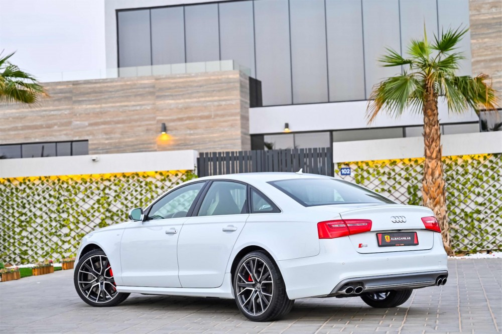buy pre-owned Audi S6 V8 without downpayment