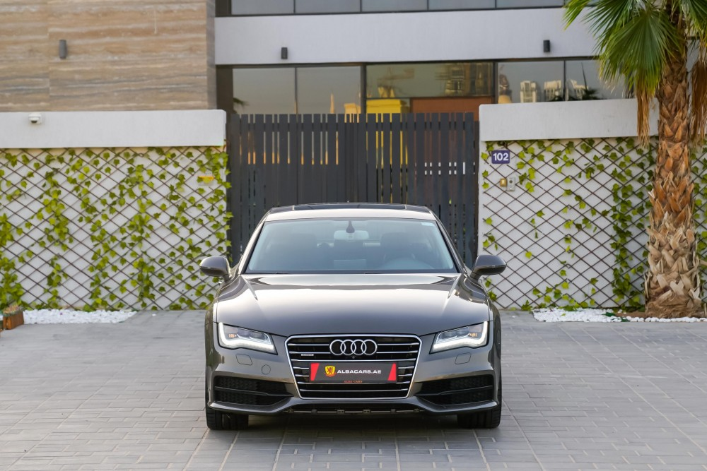 buy second hand Audi A7 Sportback 3.0SC without downpayment