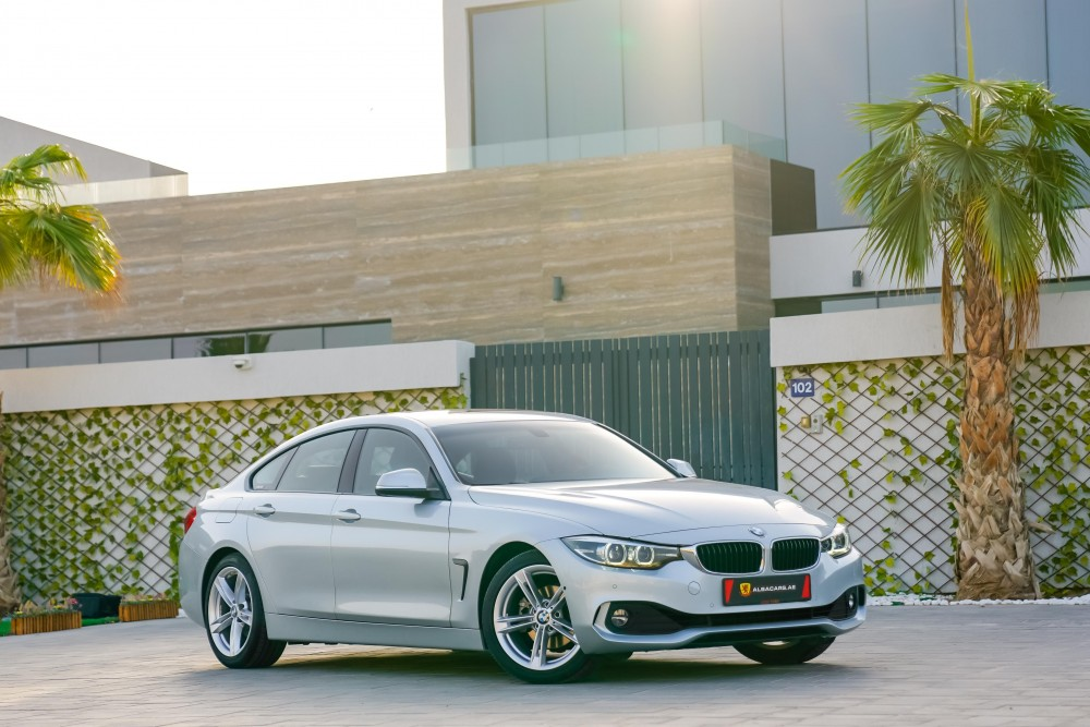 buy second hand BMW 420i Sportline without downpayment