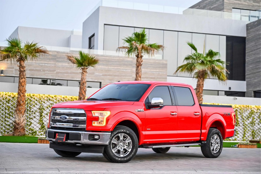 buy approved Ford F-150 Lariat Ecoboost Double Cabin with warranty