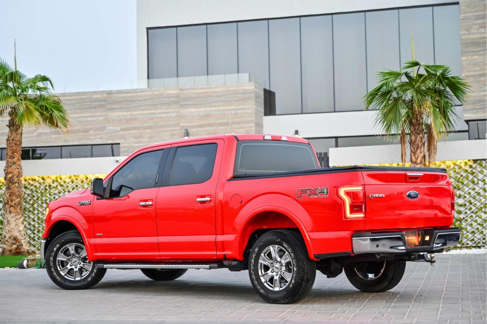 buy certified Ford F-150 Lariat Ecoboost Double Cabin in UAE