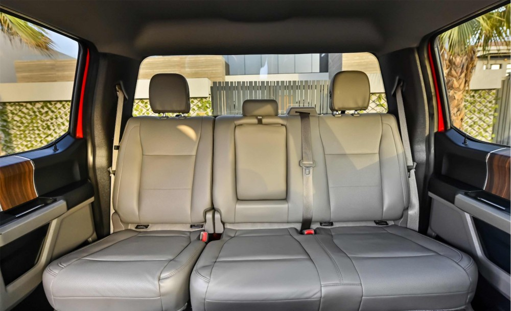 buy approved Ford F-150 Lariat Ecoboost Double Cabin without downpayment