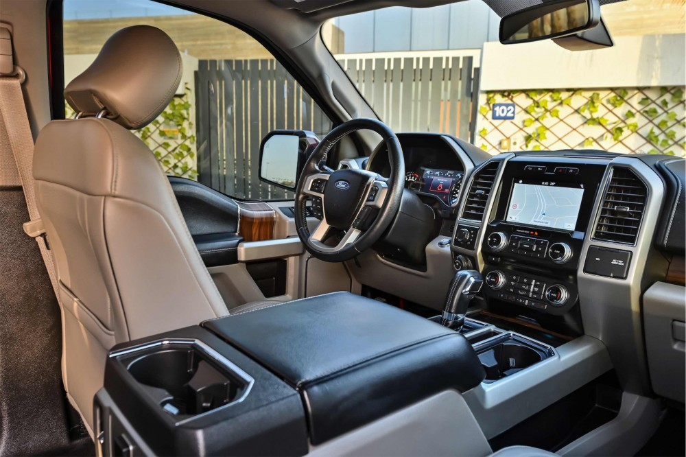 buy second hand Ford F-150 Lariat Ecoboost Double Cabin in Dubai