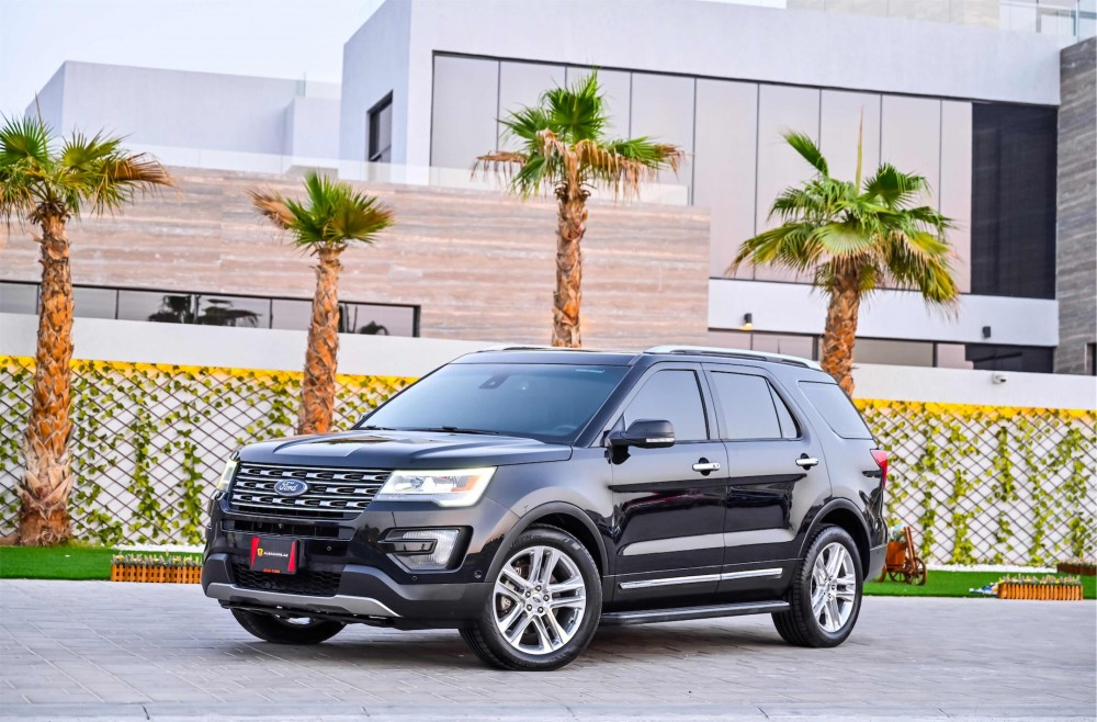buy used Ford Explorer Limited in Dubai