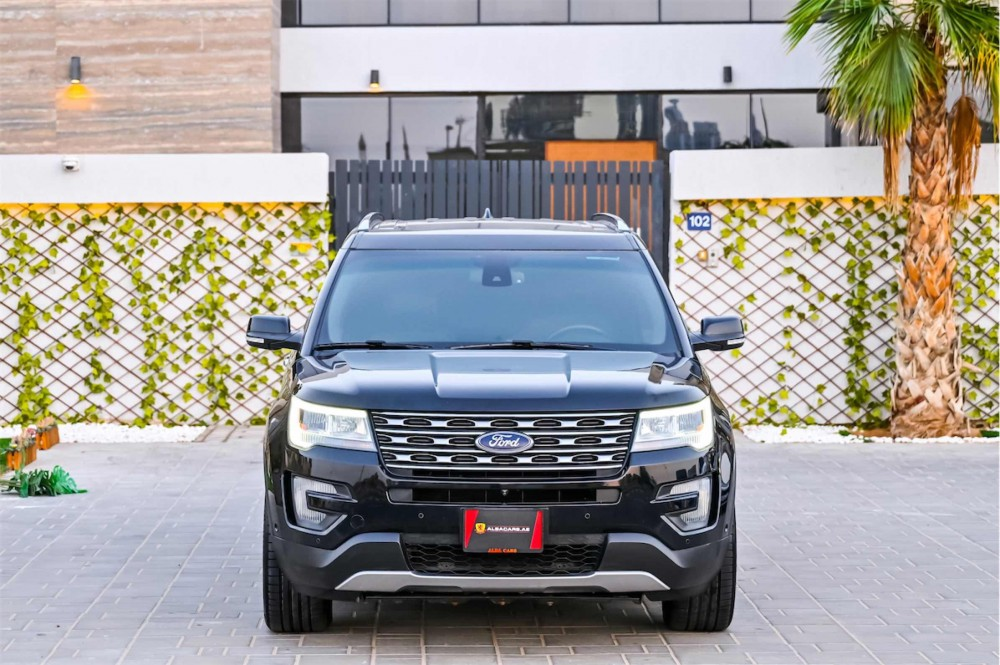 buy approved Ford Explorer Limited with warranty