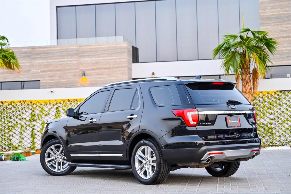 buy approved Ford Explorer Limited without downpayment