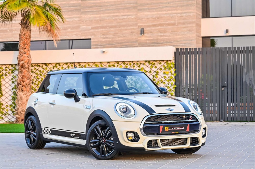 buy used Mini Cooper John Cooper Works without downpayment