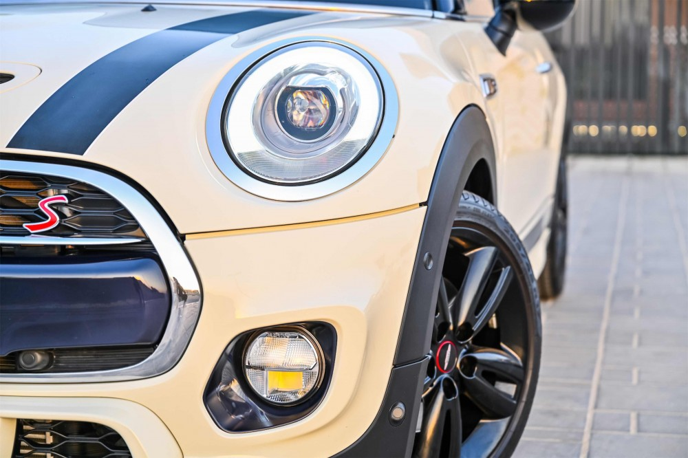 buy approved Mini Cooper John Cooper Works with warranty