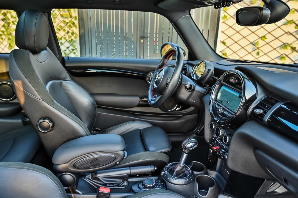 buy pre-owned Mini Cooper John Cooper Works without downpayment