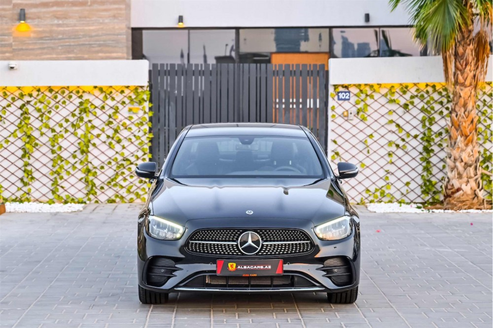 buy certified BRAND NEW Mercedes E200 AMG without downpayment