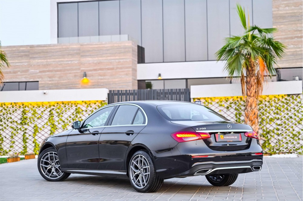 buy approved BRAND NEW Mercedes E200 AMG with warranty