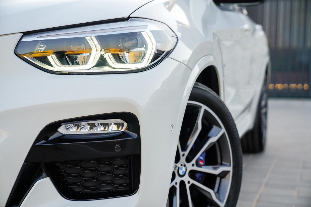 buy second hand BMW X4 M-Kit without downpayment