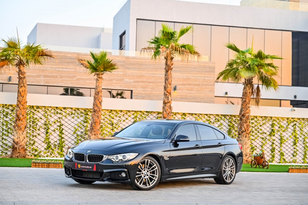 buy pre-owned BMW 430i M-Kit Grancoupe with warranty