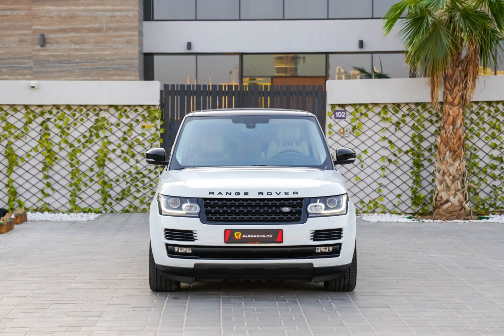 buy used Range Rover 5.0 SC Vogue SE without downpayment