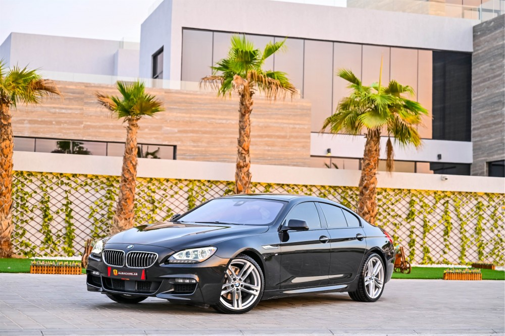 buy second hand BMW 640i M-Sport without downpayment