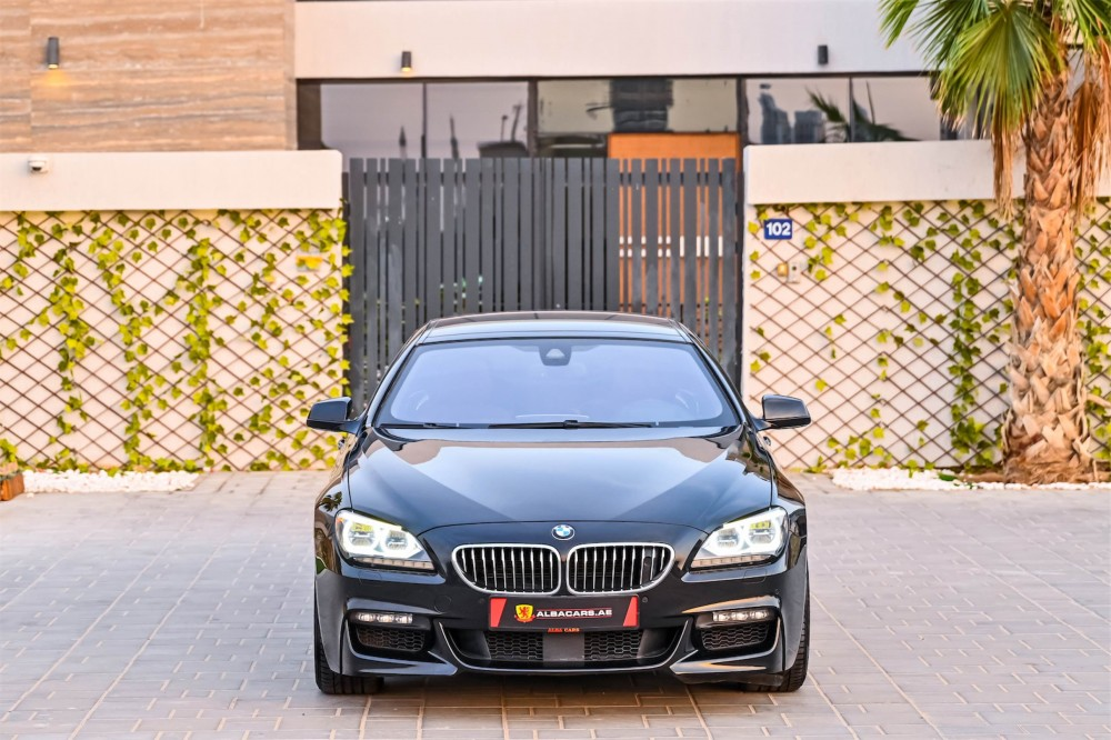 buy approved BMW 640i M-Sport in UAE