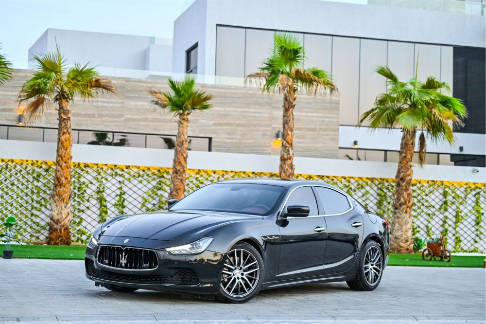 buy used Maserati Ghibli in UAE