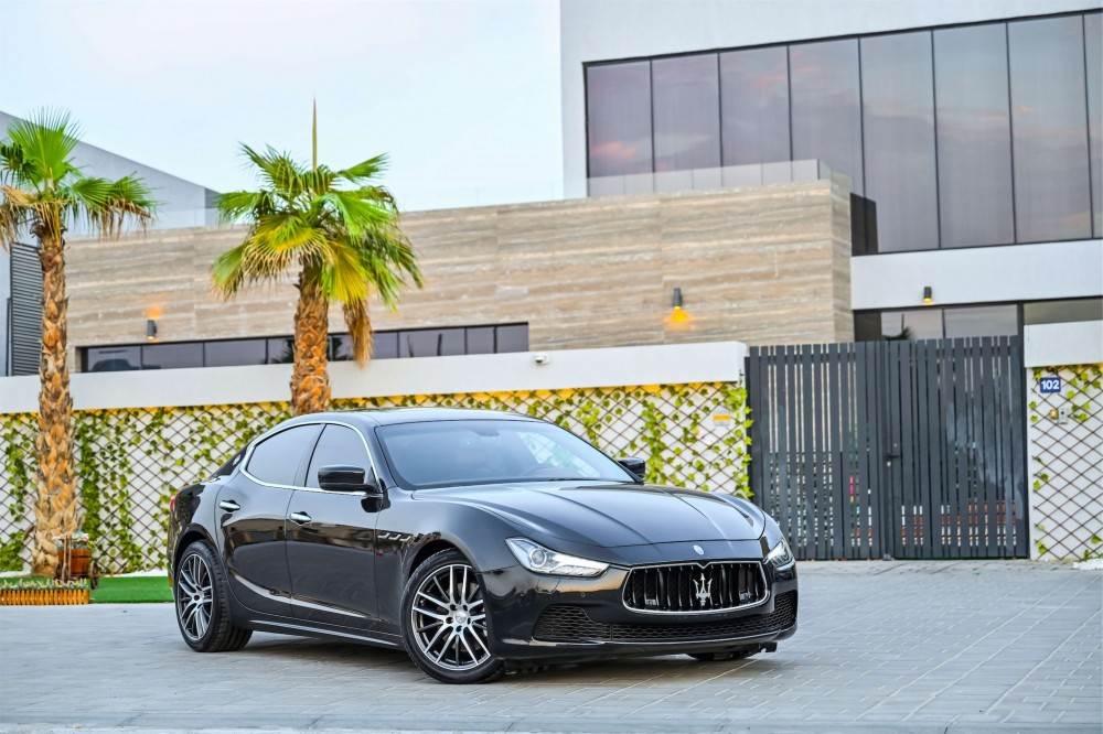 buy certified Maserati Ghibli with warranty