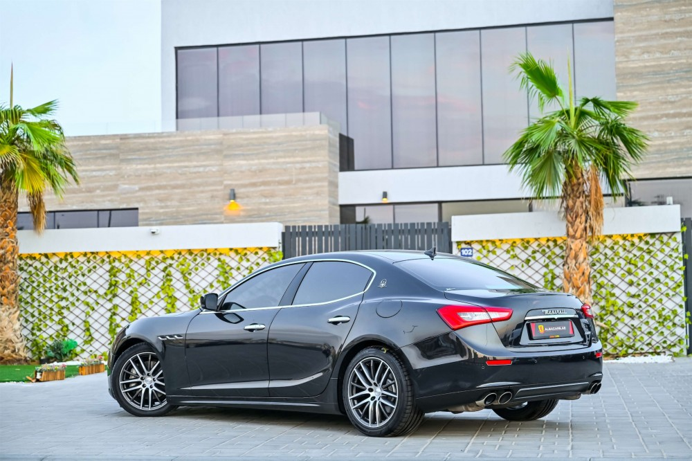 buy used Maserati Ghibli without downpayment