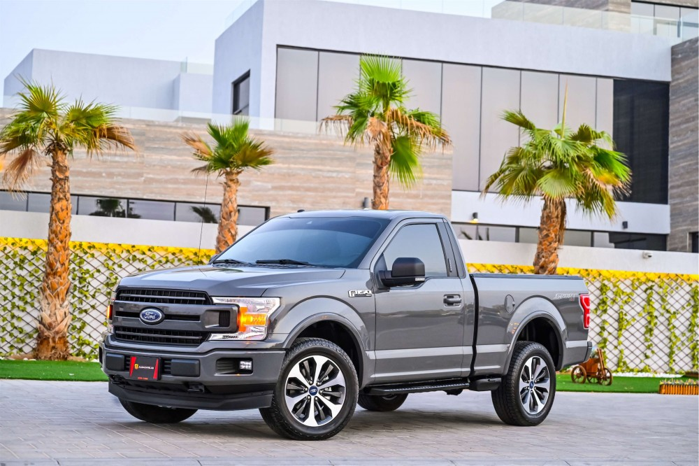 buy pre-owned Ford F-150 XLT 5.0L V8 without downpayment