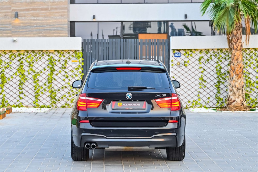 buy second hand BMW X3 M-Sport xDrive28i in UAE
