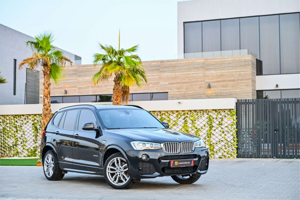 buy second hand BMW X3 M-Sport xDrive28i with warranty