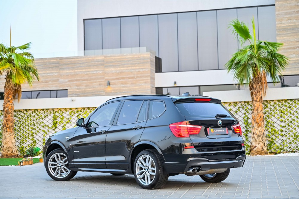 buy used BMW X3 M-Sport xDrive28i in Dubai