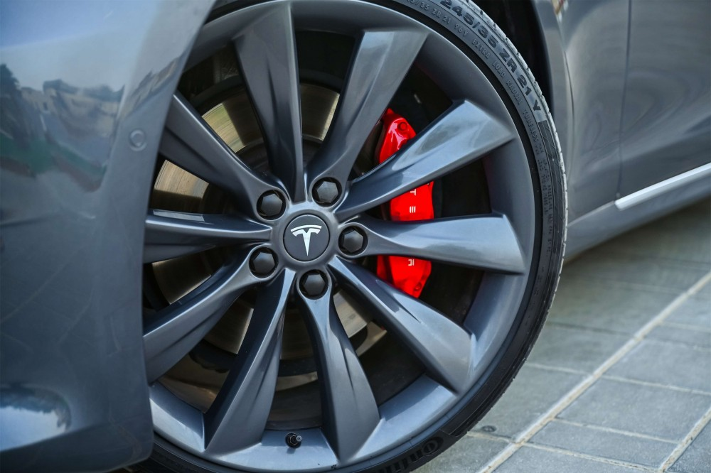 buy approved Tesla Model S P100D without downpayment