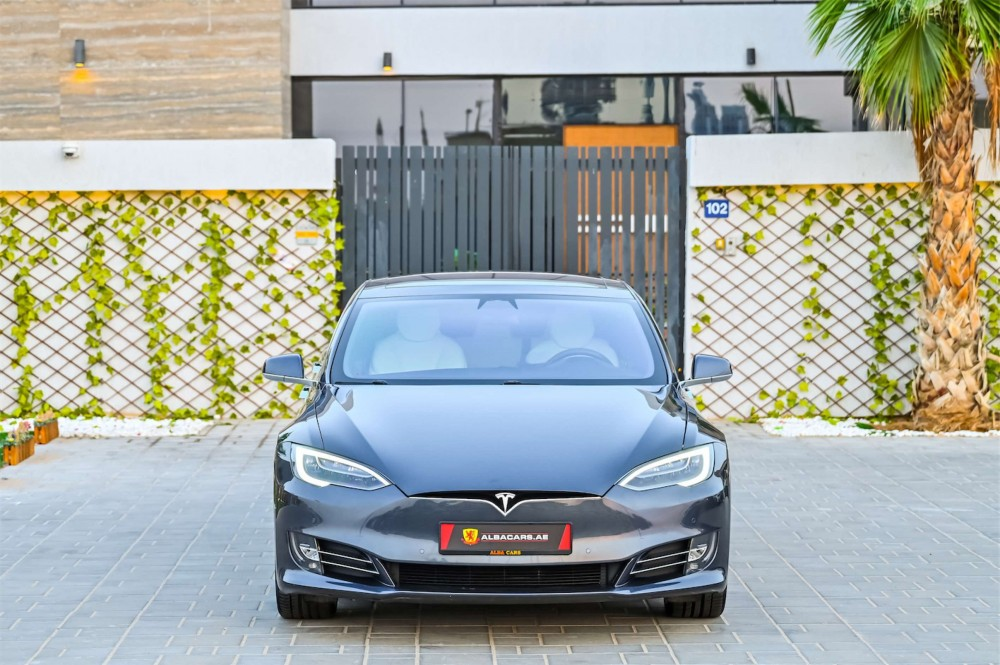buy approved Tesla Model S P100D with warranty