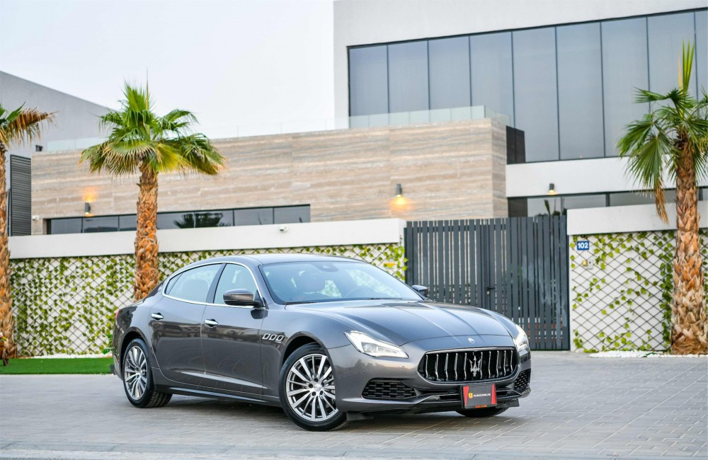 buy pre-owned Maserati Quattroporte without downpayment