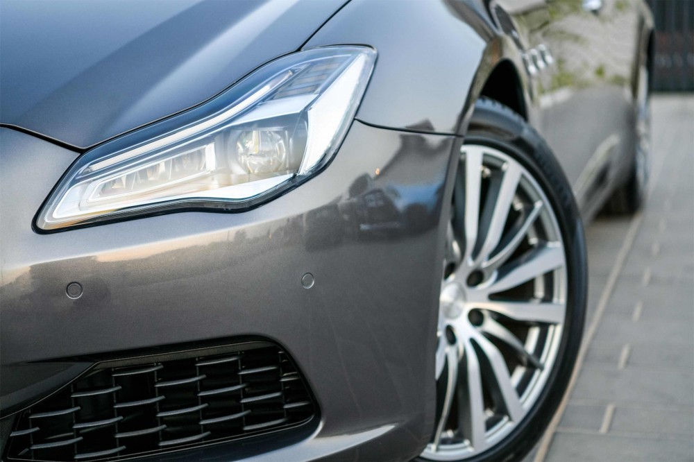 buy approved Maserati Quattroporte without downpayment