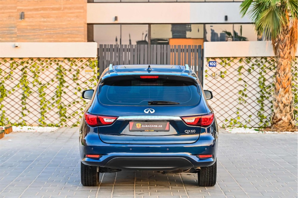 buy approved Infiniti QX60 without downpayment