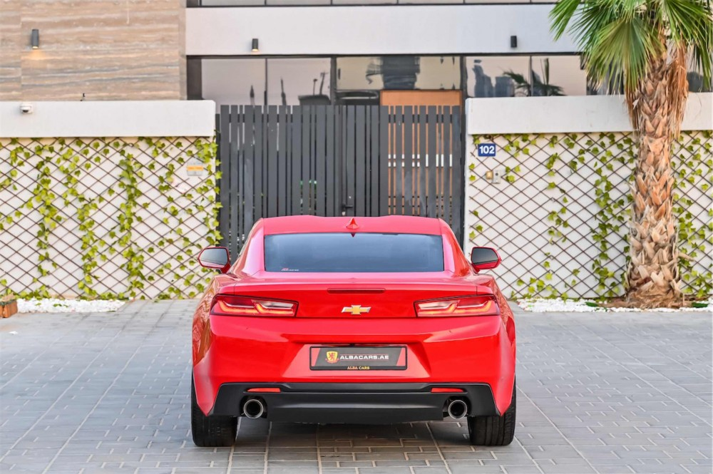 buy used Chevrolet Camaro LT without downpayment