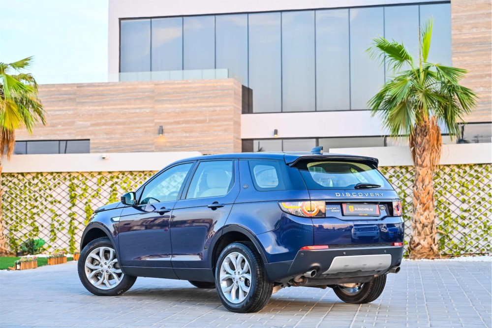 buy used Land Rover Discovery Sport HSE without downpayment