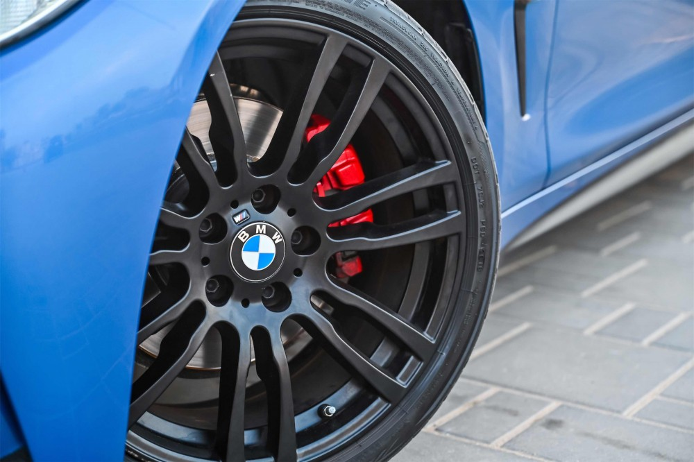 buy second hand BMW 430i M-Sport Coupe in Dubai
