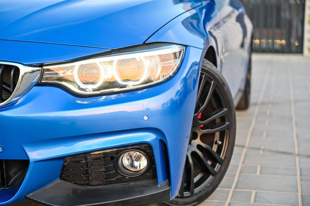 buy pre-owned BMW 430i M-Sport Coupe in UAE