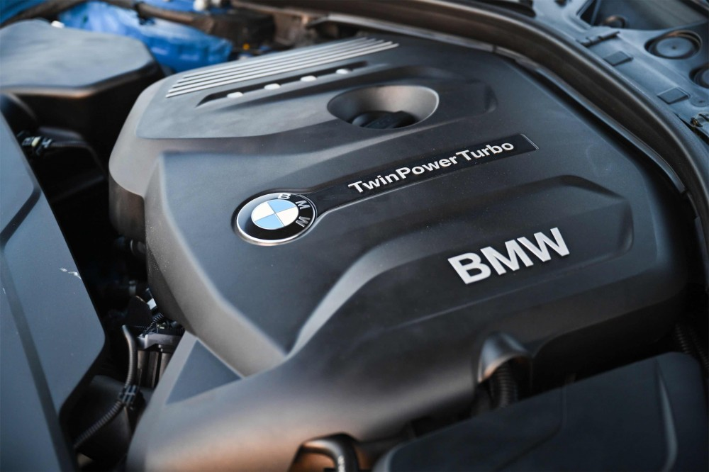 buy pre-owned BMW 430i M-Sport Coupe in Dubai