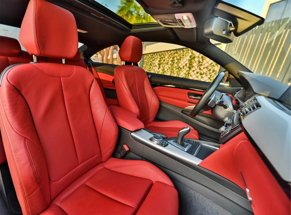 buy certified BMW 430i M-Sport Coupe without downpayment