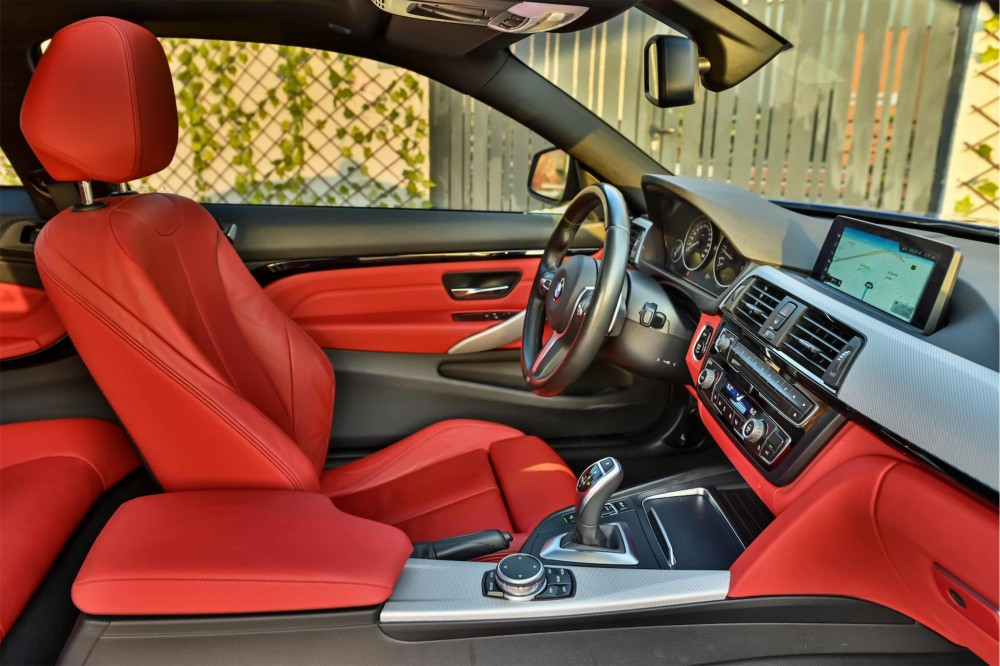 buy used BMW 430i M-Sport Coupe in Dubai