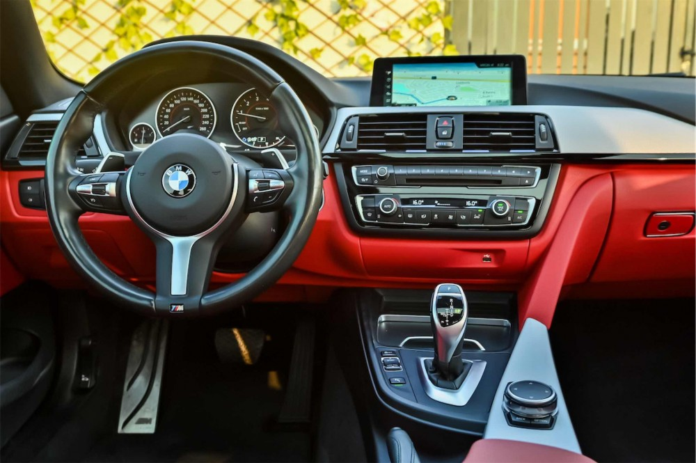 buy second hand BMW 430i M-Sport Coupe with warranty