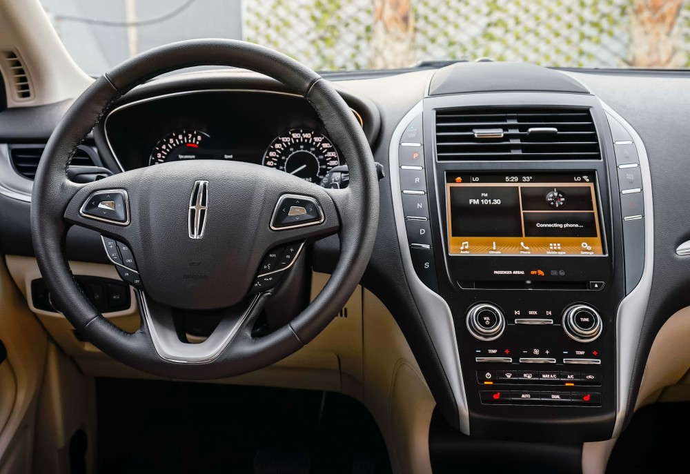 buy used Lincoln MKC with warranty