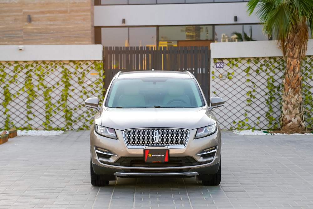 buy second hand Lincoln MKC without downpayment