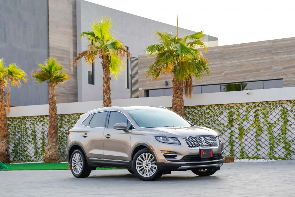 buy second hand Lincoln MKC with warranty