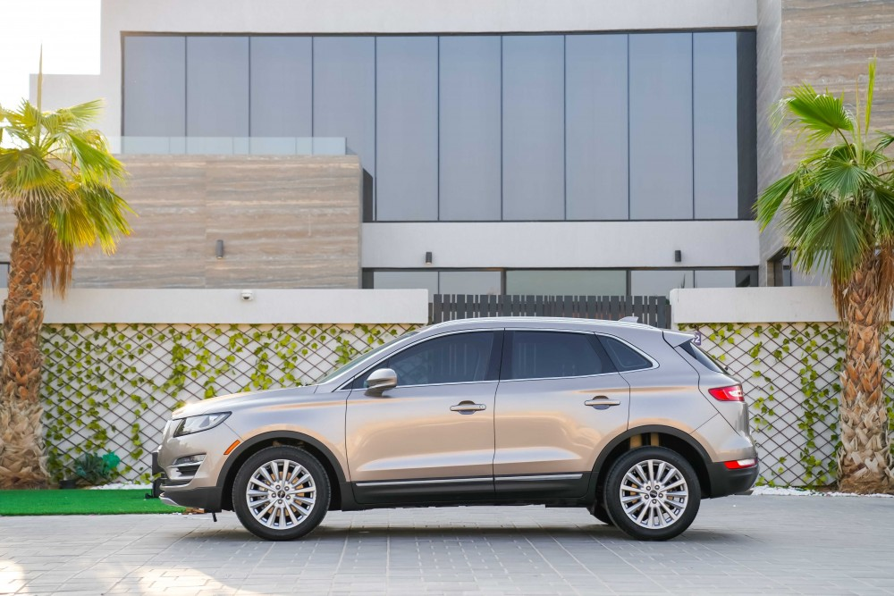 buy approved Lincoln MKC with warranty