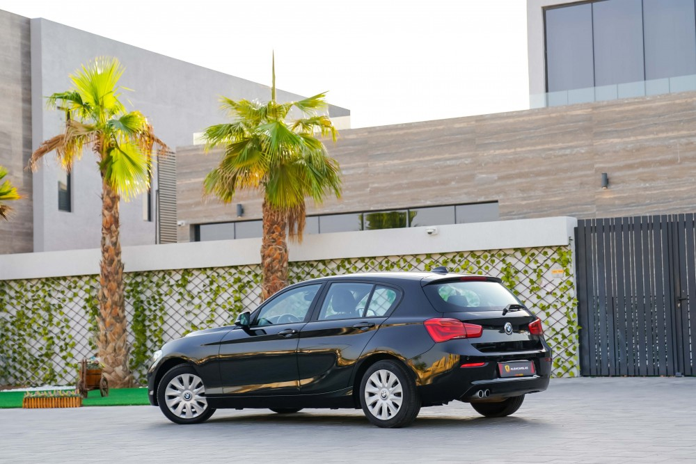 buy used BMW 120i without downpayment