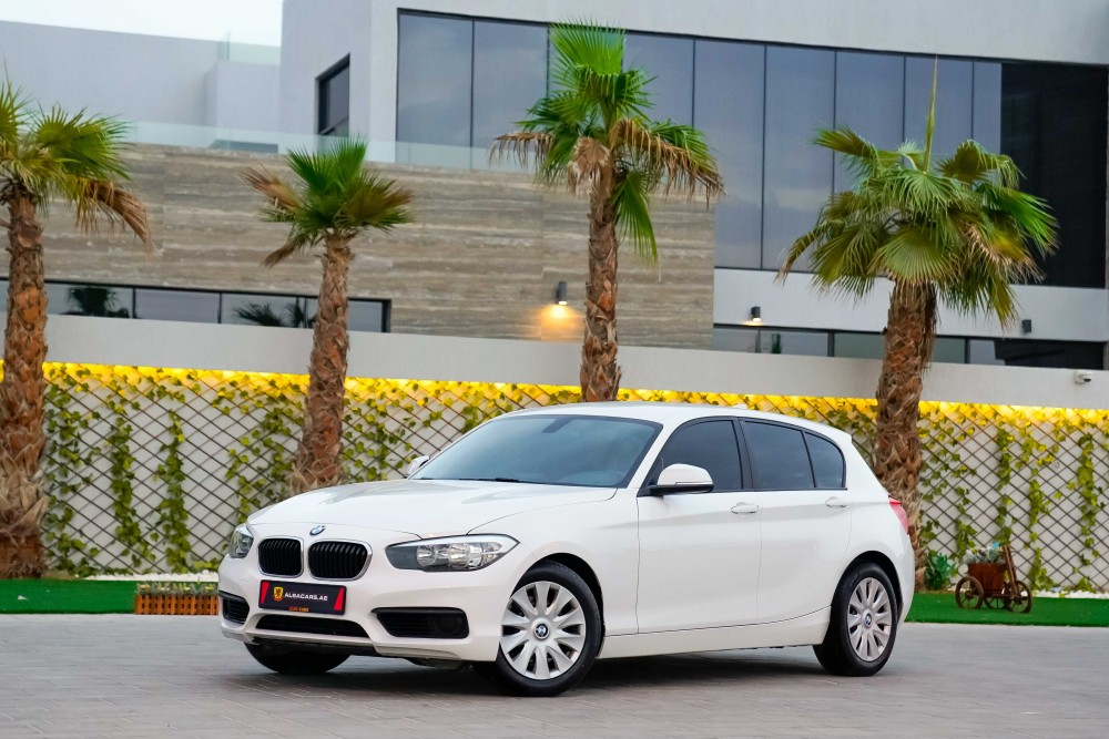 buy approved BMW 120i with warranty