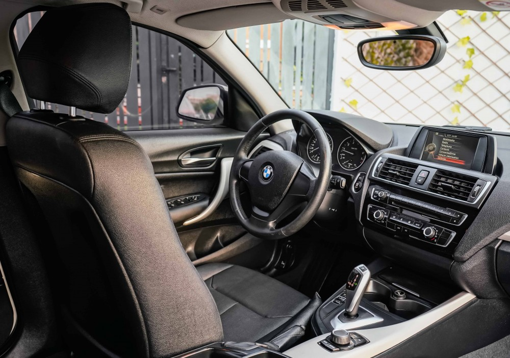 buy pre-owned BMW 120i with warranty