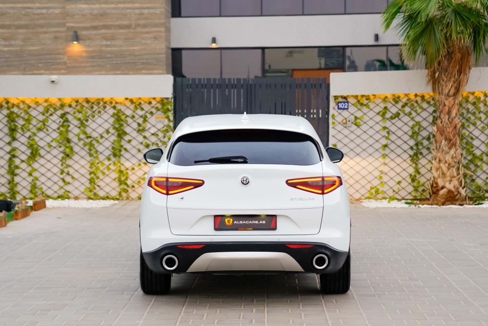 buy used Alfa Romeo Stelvio Q4 without downpayment