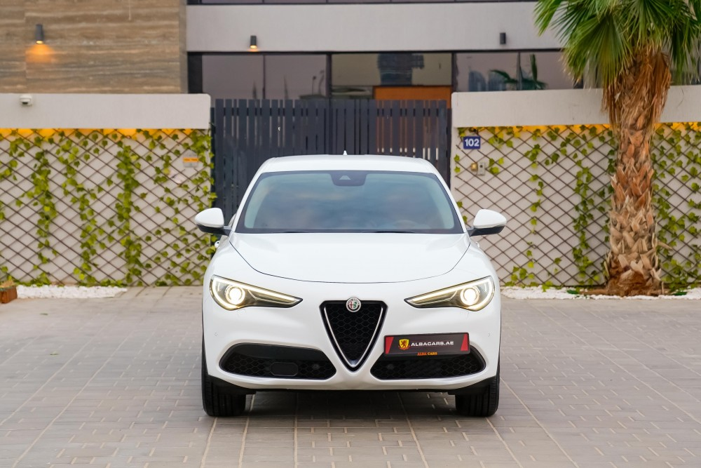 buy certified Alfa Romeo Stelvio Q4 without downpayment